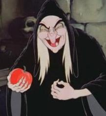 Bruja de Walt Disney