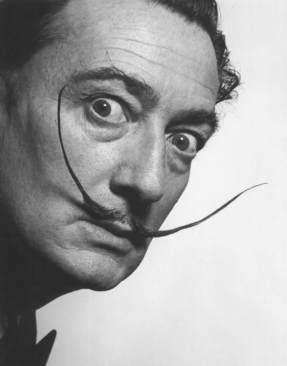 Dalí como obra