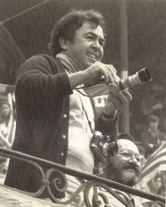 Tono Marín en 1980 (foto de Pedro Roca, catálogo de