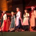 Representació teatral al Camp de Mirra