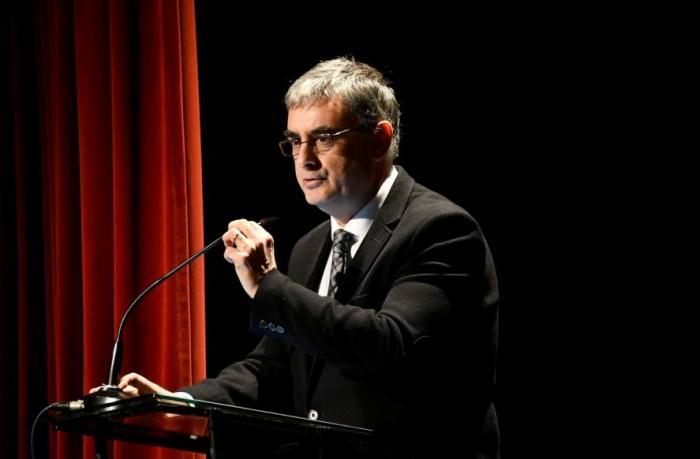 José Ferrándiz Lozano en la Fundación José María Soler