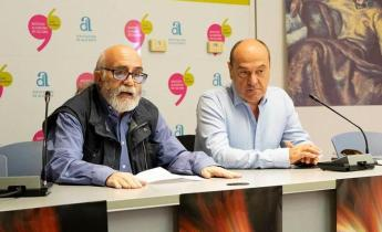 Guillermo Heras y Chema Cardeña